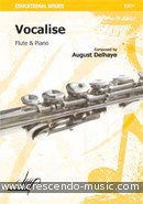 Vocalise. Delhaye, August
