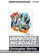 Improvise microjazz. Norton, Christopher