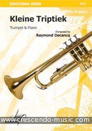 View a sample page! Kleine triptiek - Decancq, Raymond