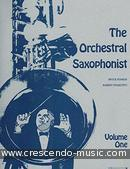 The orchestral saxophonist - 1. Album