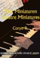 View a sample page! 4 Miniaturen - Coryn, Roland