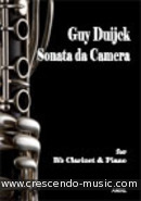 Sonata da camera. Duijck, Guy