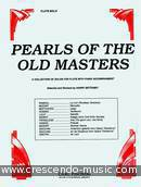 Pearls of the old masters (Flute part). Album