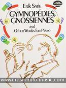 Gymnopedies, gnossiennes, .... Satie, Erik