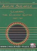Learning the classic guitar - 2. Shearer, Aaron