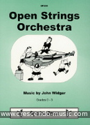 Open string orchestra. Widger, John