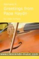 View a sample page! Greetings from papa Haydn - Belmans, Raf