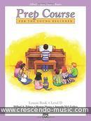 Prep. course - Lesson book D. Alfred's Basic Piano Library