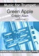 Green apple. Crepin, Alain