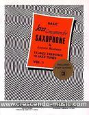 Basic Jazz Conception - Vol.1 (Book & cd). Niehaus, Lennie