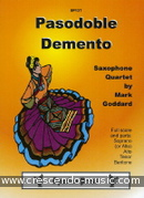 View a sample page! Pasodoble demento - Goddard, Mark