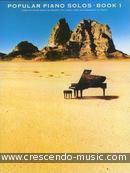Popular Piano Solos - Book 1. Album