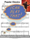 I can play that - Popular classics. Album
