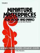 Miniature masterpieces - Vol.3. Album