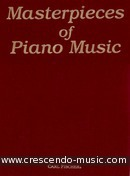 Masterpieces of piano music. Album