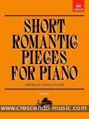 Short romantic pieces for piano - Vol.1. Album