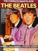 The complete piano player - Beatles. Lennon-McCartney