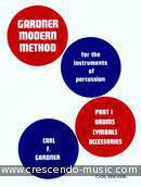 Modern method - Part 1. Gardner, Carl E.