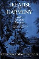 Treatise on harmony. Rameau, Jean-Philippe