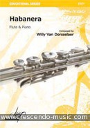 View a sample page! Habanera - Van Dorsselaer, Willy
