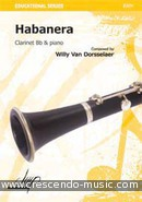Habanera. Van Dorsselaer, Willy
