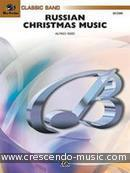 Russian Christmas Music (Score & parts). Reed, Alfred