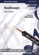 View a sample page! Badinage - Aerts, Hans
