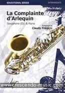 View a sample page! La complainte d'arlequin - Frederic, Claudy