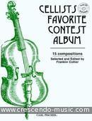 Cellists favorite contest album. Album