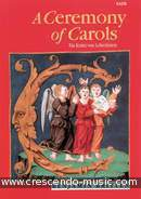 A ceremony of carols. Britten, Benjamin