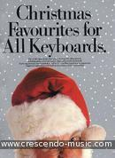 Christmas Favourites for All Keyboards. Album