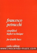 Simplified higher technique. Petracchi, Francesco