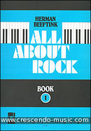 All about rock - Book 1. Beeftink, Herman