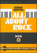 All about rock - Book 2. Beeftink, Herman