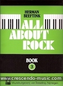 All about rock - Book 3. Beeftink, Herman