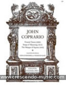 Funeral teares, Songs of Mourning, .... Coprario, John