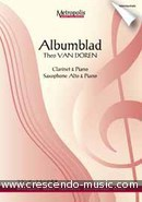 View a sample page! Albumblad - Van Doren, Theo