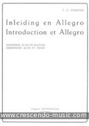 View a sample page! Inleiding en allegro - D'Haeyer, F.C.