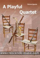 View a sample page! A playful quartet - Decancq, Raymond