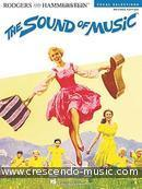 The sound of music - Vocal selections. Rodgers, Richard