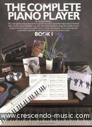 The complete piano player - 1. Baker, Kenneth