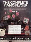The complete piano player - 4. Baker, Kenneth