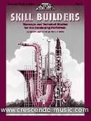 Skill builders - Book 1 (Score). Balent, Andrew