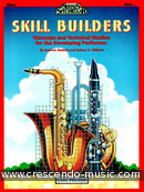 Skill builders - Book 1 Oboe. Balent, Andrew