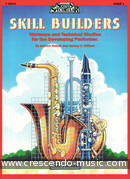 Skill builders - Book 1 F Horn. Balent, Andrew