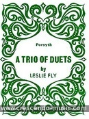 A trio of duets. Fly, Leslie