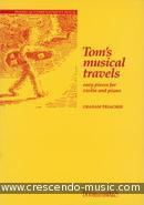 Tom's musical travels (Piano acc.). Treacher, Graham