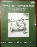 Alice in Wonderland - Vol.1. Markham Lee, E.