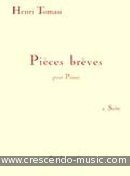 Pieces breves - Suite 2. Tomasi, Henri