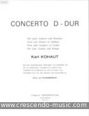 View a sample page! Concerto D-dur - Kohaut, Karl
